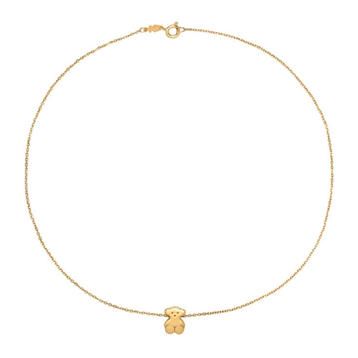 TOUS I want so bad in yellow gold!