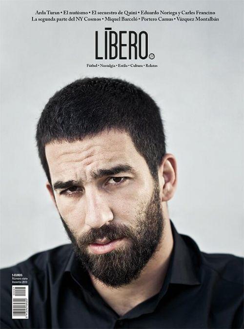 Haber: Arda Turan, İspanyol Libero Dergisine Kapak Oldu