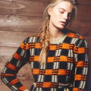 A/W 15/16 Distilled: women's knitwear