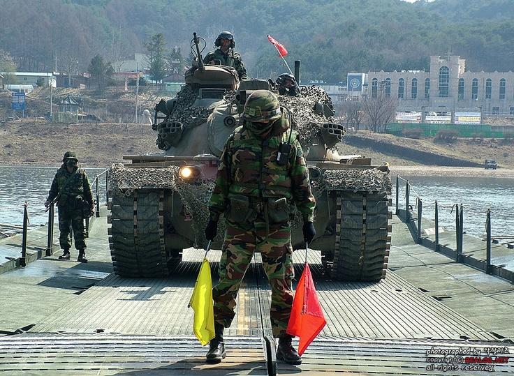 제 2공병여단 도하중대