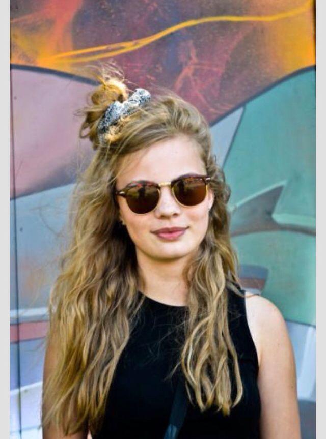 90s Scrunchie Hairstyles: Scrunchie Hairstyles, Hair Styles, Long