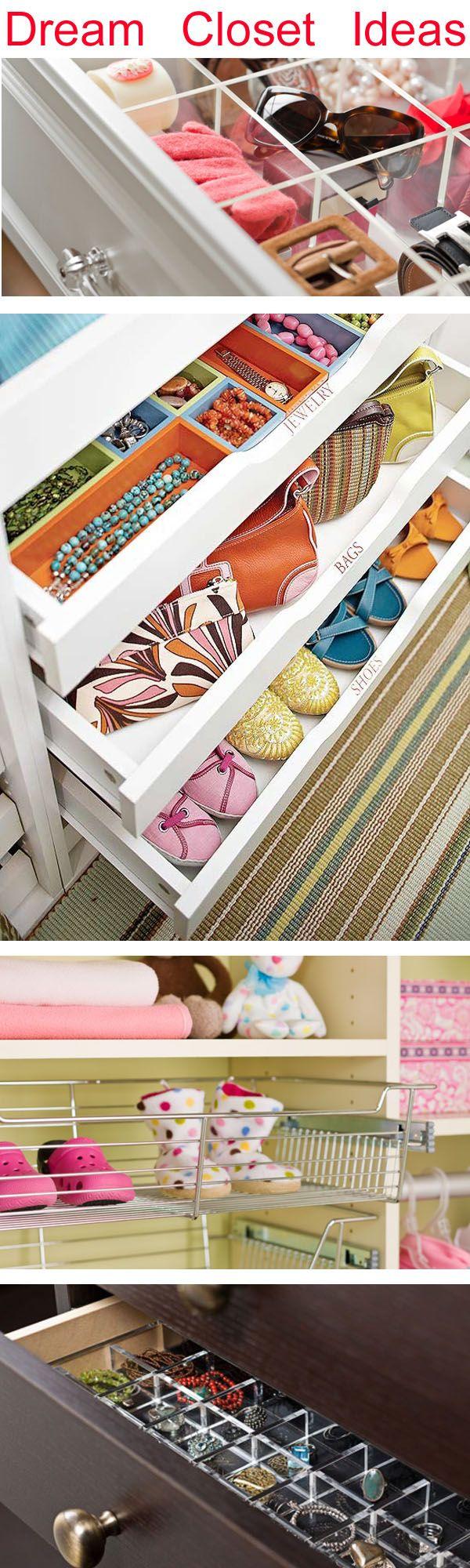 101 best DIY Closet Organization images on Pinterest | Home ...
