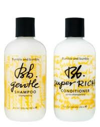 Bb gentle moisturizes and adds shine.  This is a must for dry, damaged, chemically treated or overstyled hair.