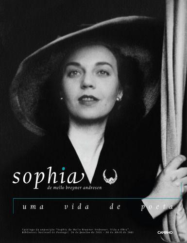 Sophia de Mello Breyner Andresen, 1919/2004, was an award-winning Portuguese poet and writer.
