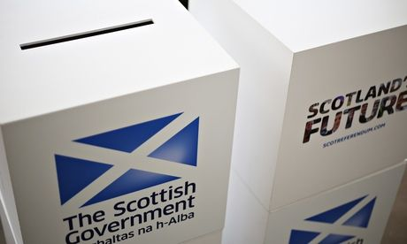 Scottish referendum: magnitude of the question galvanises debate. A piece on what's going on in local communities. via the Guardian
