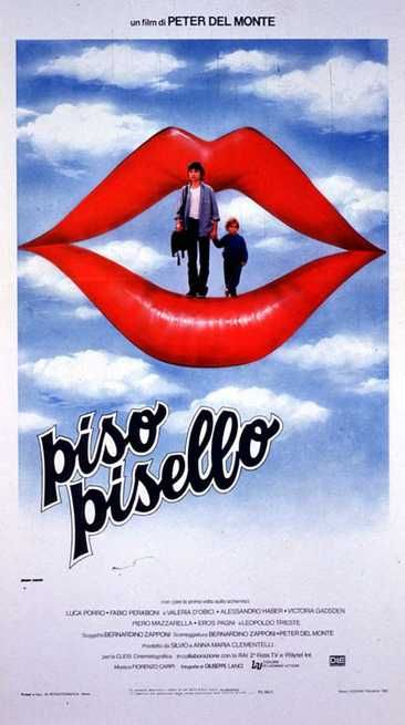Piso pisello , 1981 Italy , by Peter Del Monte .  Scene : the  drunken May (Victoria Gadsden) goes in the bed of  Oliviero (Luca Porro) 13-y-o boy