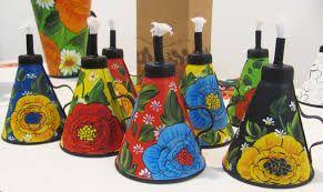 Image result for onde comprar lamparina para/ fazer flores de tecido