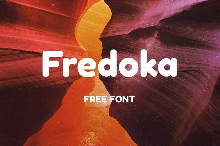 Fredoka - Free Rounded and Bold Font