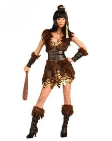 Cavewoman Outfit. Caveman party theme.