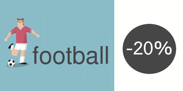 Votre site web en .FOOTBALL est actuellement à -20% chez PHPNET :  #football #foot