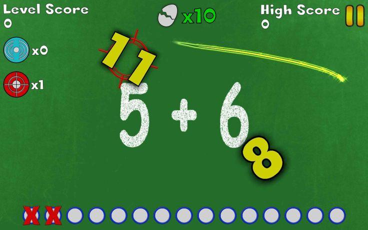 Math Slicer Free - screenshot