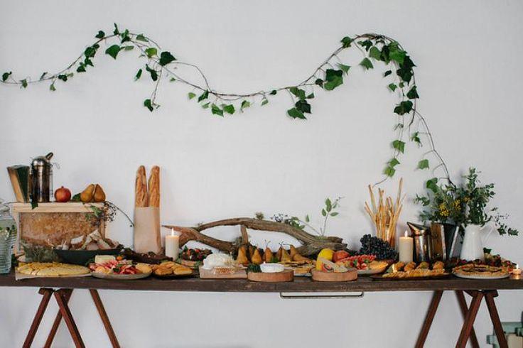 Grazing Tables / Wedding Style Inspiration / LANE