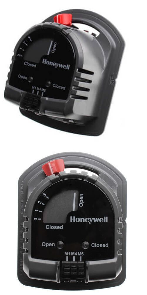 Other Home and Garden 181076: Honeywell M847d-Zone