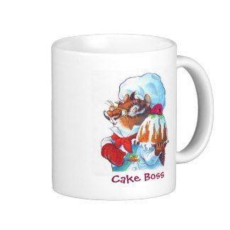 Good  Cake Boss Mug in my online store Marookat http
