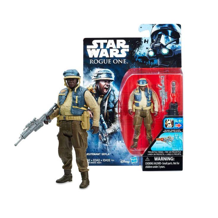 Lieutenant Sefla. Star Wars ...