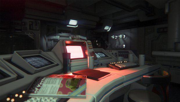 Alien: Isolation - desktop screenshot