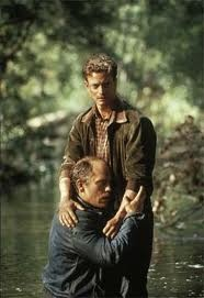 George took very good care of Lennie.  I believe he loved him as a brother.  All they had were each other, and they went everywhere together.