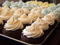 Wedding Cupcake Buttercream Recipe