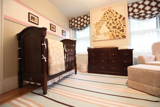 Cheerful and Inspiring Nursery Room Design Ideas