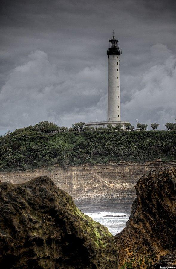 Faro de Biarritz - Francia