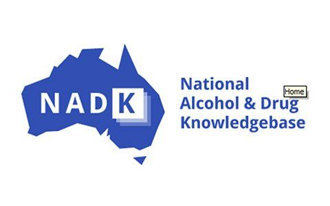 National Alcohol and Drug Knowledgebase (NADK). This website draws on the highest quality Australian data to provide accurate and easy-to-understand information about alcohol and other drugs. A series of frequently asked questions (FAQs) is used to present data in an easily understood manner.