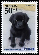 「動物愛護週間制定60周年記念 切手」の画像検索結果