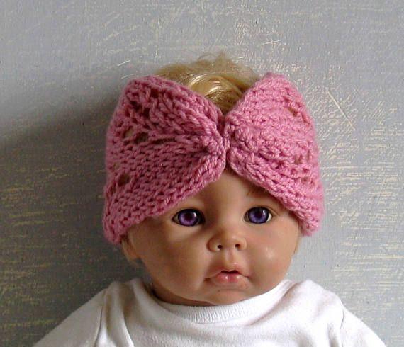Baby Headbands newborn toddler infant turban baby newborn