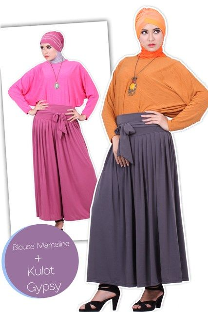 Celana Kulot Gispy bahan twist korea yang lembut. Model rample yang elegan semakin menambah modis penampilan kita  CSO SILFI  SMS/WHATSAPP 081323565991 BBM 294E3A31