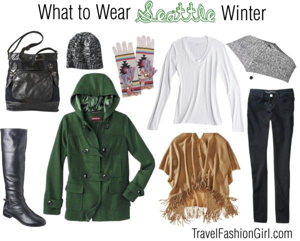 What to Pack for Seattle in Winter: A Local's Approved Packing Guide #travel #packinglist via TravelFashionGirl.com