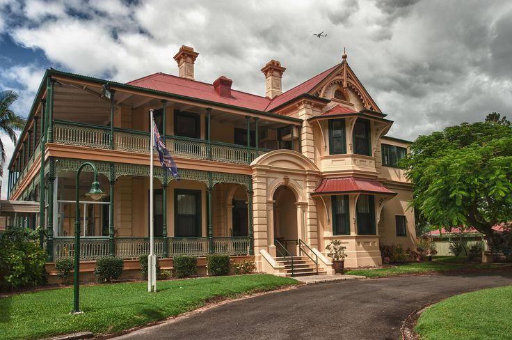 Beth-Eden, Graceville (Your Brisbane: Past and Present) built 1880, architect Richard Gailey