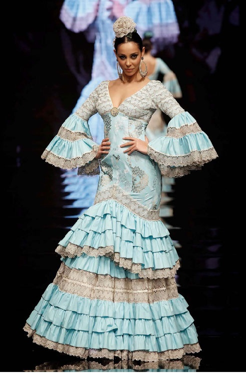 Flamenco Fashion by Loli Vera, 2012
