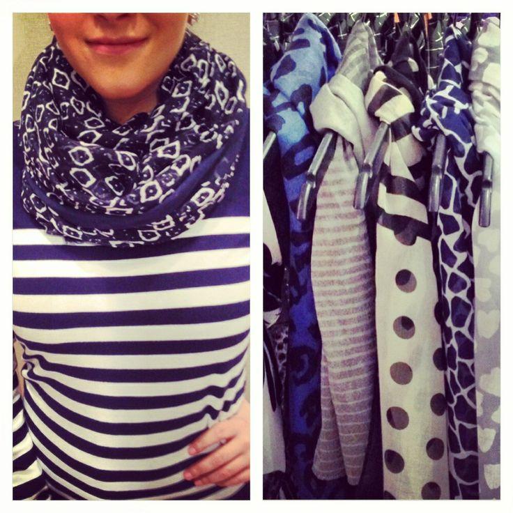 Chloé, notre ambassadrice à Montréal adore nos nouveaux foulards ! / Chloe, our Montreal It Girl loves our new scarves!