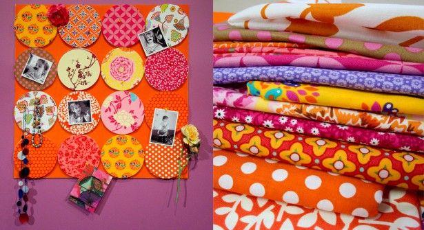 17 meilleures id es propos de tableau en li ge de tissu sur pinterest projets de panneau en. Black Bedroom Furniture Sets. Home Design Ideas