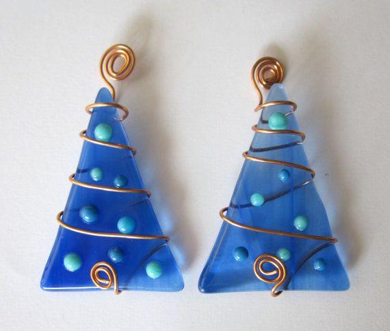 25 unique Glass christmas tree ideas on Pinterest  Glass