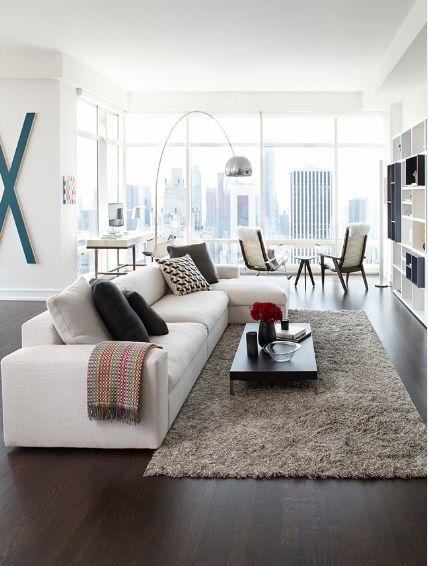 ダークブラウンのフローリング 家具の色は何が合う?   スクラップ [SCRAP]