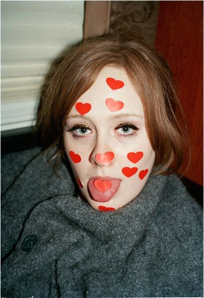 Here's a bunch of ADELE photos by the guy who broke her heart (and made her #1)    Who was the guy that Adele was singing about in the album? Who royally screwed over our precious Adele (only to make her a baj-illionaire later on)?  Well, you're looking at his photographs ... see more via the image link #Adele