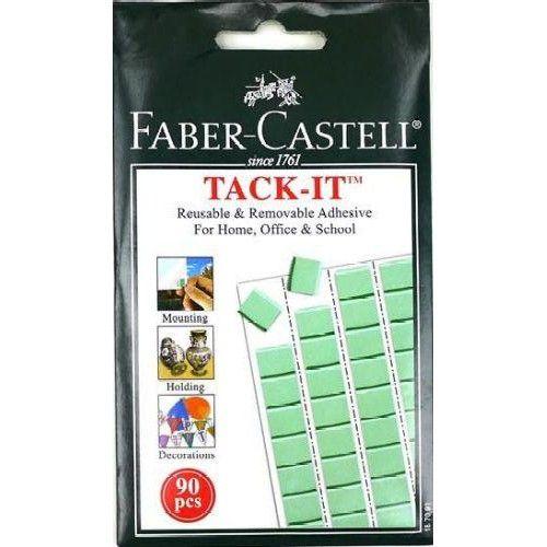 Tack-it gyurmaragasztó - újra használható poszter ragasztó - Faber Castell gyurma ragasztó Ft Ár 489 Ft Ár Gyurmaragasztó