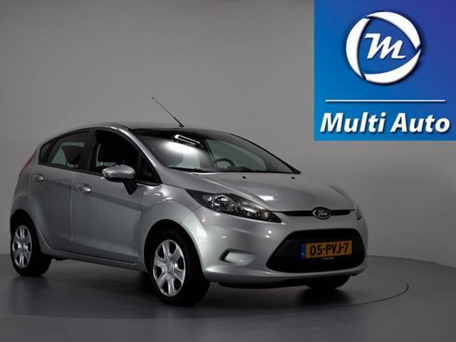 Ford Fiesta 1.25 Limited 5 Deurs Airco Orgineel Audio 41 Dkm - Overzicht - Auto Trader