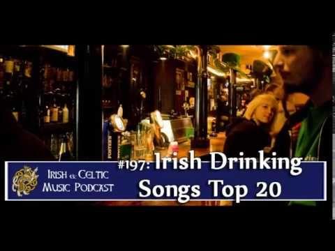 Irish Drinking Songs Top 20
