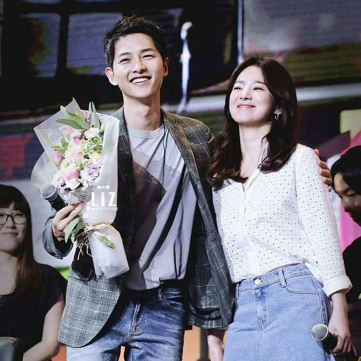 Song Joong Ki - Song Hye Kyo