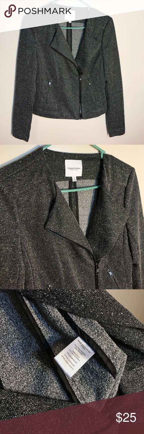 Catherine Malandrino Runway Style Jacket New without tags Catherine Malandrino Jackets & Coats Blazers