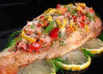 Рыба по-каталански