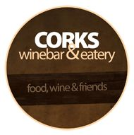 Corks Winebar and Eatery, Niagara-on-the-Lake, ON  19 Queen Street (Map) Niagara-on-the-Lake, ON L0S 1J0  RESERVATIONS/GENERAL INQUIRIES: 289 868 9527  Lunch starts at 11am, dinner/tapas start at 5pm
