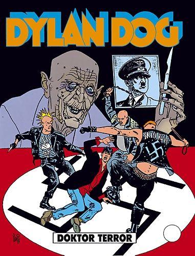 Doktor Terror - Dylan Dog - Sergio Bonelli