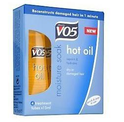 http://www.boots.com/en/VO5-Moisture-Soak-Hot-Oil-Treatment-4-X15ml_18438/