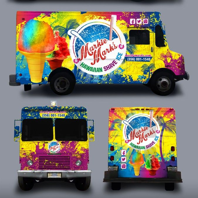 onyxxapp picked a winning design in their car, truck or van wrap contest. For just $299 they received 27 designs from 6 designers.