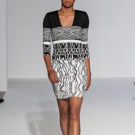 Graphika Dress