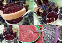 W Mojej Kuchni Lubię.. : szybkowar-dżem z ciemnych winogron...