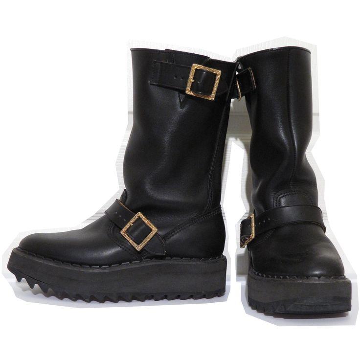 Vivienne Westwood Vintage George Cox Engineer Boots