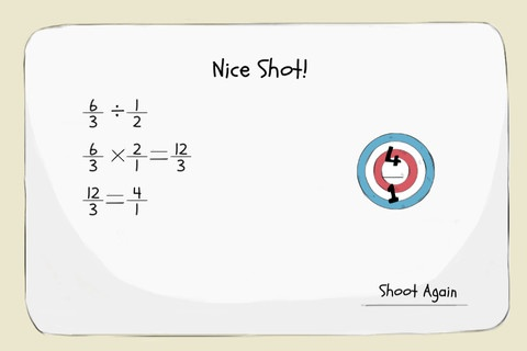 4-Dice Fraction Game